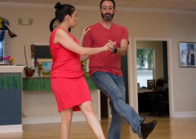 Private Dance Class 1